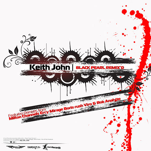 Keith John: Black Pearl Remix'd by Keith John