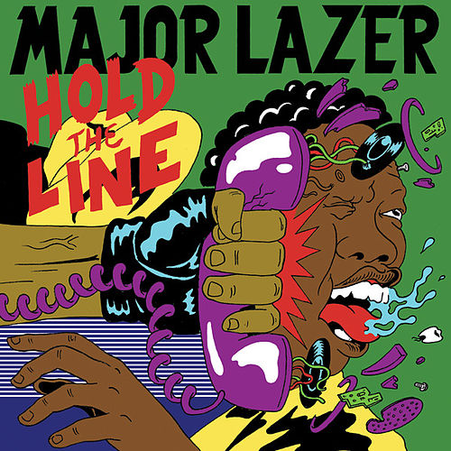 Hold The Line Feat. Mr. Lex & Santigold by Major Lazer