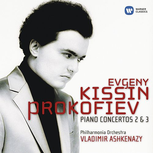 Play & Download Prokofiev: Piano Concertos 2 & 3 by Philharmonia Orchestra | Napster