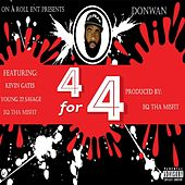 4 For 4 by Don Wan