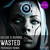 Wasted (Psychoziz Remix) by Goldie