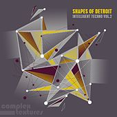 Shapes of Detroit, Vol. 2 - Intelligent Techno by Various Artists