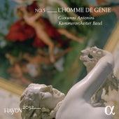 Haydn 2032, Vol. 5: L'homme de génie by Kammerorchester Basel