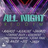 All Night Riddim - EP de Various Artists
