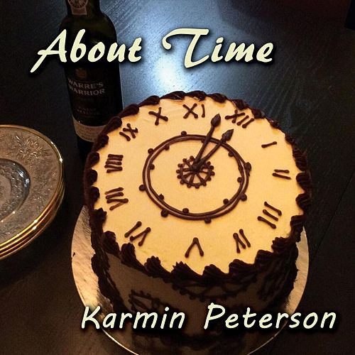 About Time by Karmin Peterson