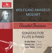 Lachnith & Mozart: Sonatas for Flute & Piano by Er'ella Talmi