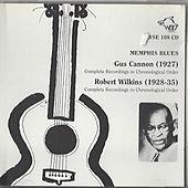 Memphis Blues: Robert Wilkins and Gus Cannon by Various Artists