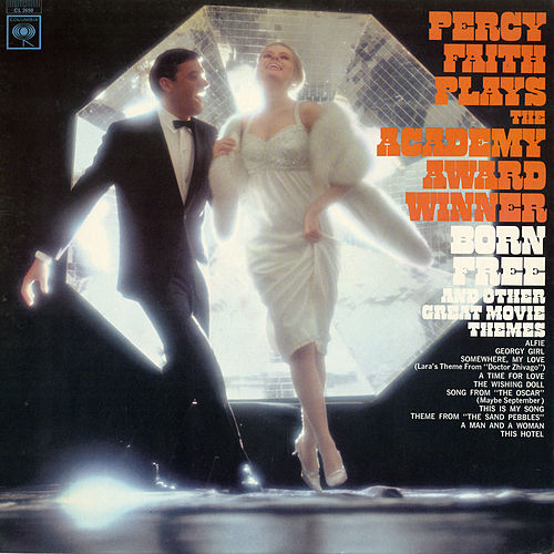 Born Free by Percy Faith