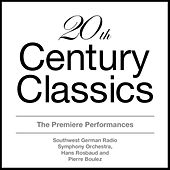 Play & Download 20th Century Classics - The Premiere Performances by Various Artists | Napster