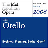 Verdi: Otello (March 1, 2008) by Various Artists
