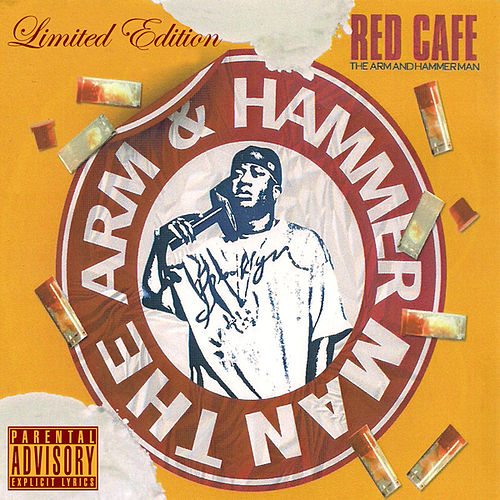The Arm & Hammer Man by Red Cafe