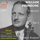Play & Download William Primrose Collection, Vol. 3 by William Primrose | Napster