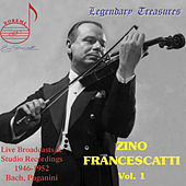 Play & Download Zino Francescatti, Vol. 1 by Zino Francescatti | Napster