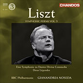 Play & Download LISZT, F: Symphonic Poems, Vol. 5 (BBC Philharmonic, Noseda) by Various Artists | Napster