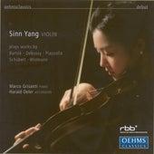 Play & Download Violin Recital: Yang, Sinn - DEBUSSY, C. / SCHUBERT, F. / BARTOK, B. / WIDMANN, J. / PIAZZOLLA, A. by Various Artists | Napster
