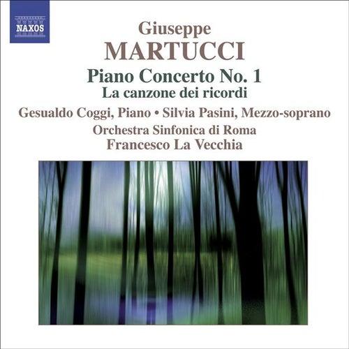 Play & Download MARTUCCI, G.: Orchestral Music (Complete), Vol. 3 (Rome Symphony, La Vecchia) - Piano Concerto No. 1 / La canzone dei ricordi by Francesco La Vecchia | Napster