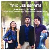 Brahms & Dvorak: Piano Trios by Trio Les Esprits