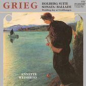 Grieg: Piano Works by Annette Weisbrod