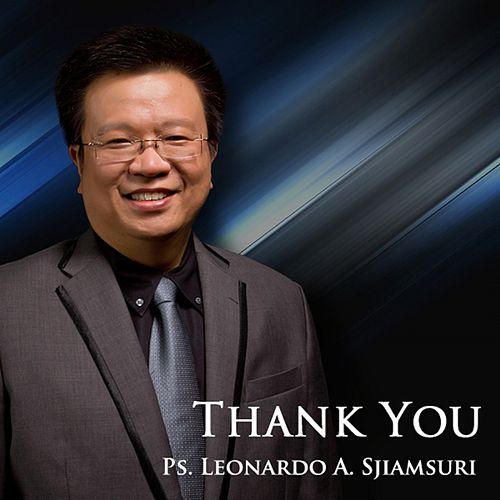 Thank You by P.S. Leonardo A. Sjiamsuri