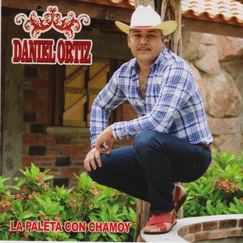 La Paleta Con Chamoy by Daniel Ortiz