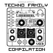 Techno Family Compilation, Vol. 3 - EP by Various Artists