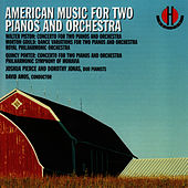 Play & Download Piston, Gould, Porter: American Music for Two Pianos and Orchestra by Joshua Pierce | Napster