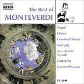Play & Download Monteverdi (The Best Of) by Various Artists | Napster