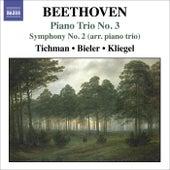 BEETHOVEN, L. van: Piano Trios, Vol. 3 (Xyrion Trio) - Piano Trio No. 3 / Symphony No. 2 (arr. for piano trio) by Xyrion Trio
