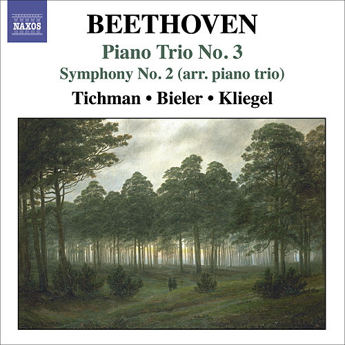 BEETHOVEN, L. van: Piano Trios, Vol. 3 (Xyrion Trio) - Piano Trio No. 3 / Symphony No. 2 (arr. for piano trio) by Xyrion Trio