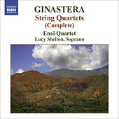Play & Download GINASTERA, A.: String Quartets Nos. 1-3 (Shelton, Enso Quartet) by Various Artists | Napster