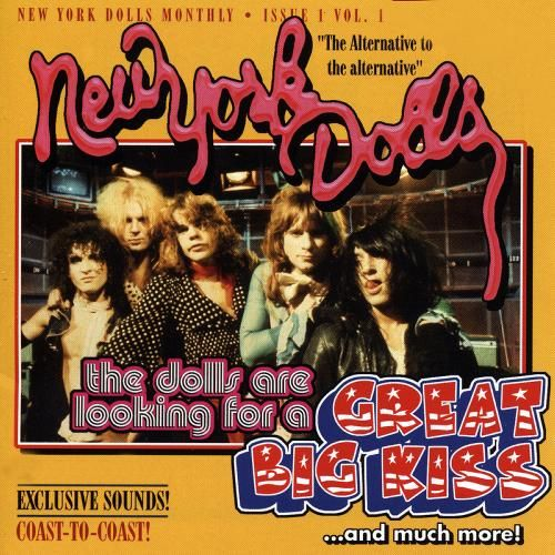 Play & Download Great Big Kiss by New York Dolls | Napster