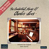 Ives: Country Band March; 4 Ragtime Dances; 3 Places In New England; Calcium Night Light; Postlude In F; Etc. by Orchestra New England