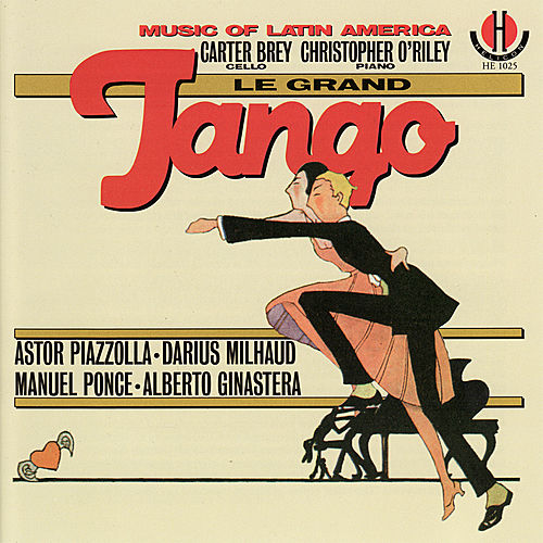 Play & Download Le Grand Tango by Carter Brey | Napster