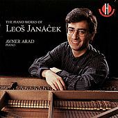 Janáček: Piano Works by Avner Arad