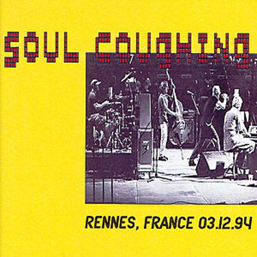 Rennes, France 12/3/94 by Soul Coughing