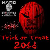 Trick Or Treat 2016 - EP by Various Artists