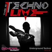 This Is Techno Live, Vol.6 - EP by Various Artists