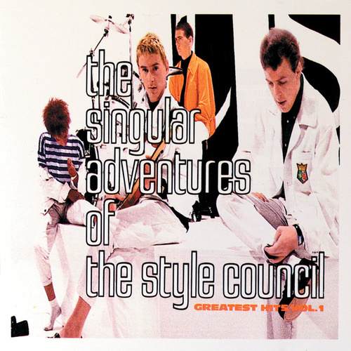 The Singular Adventures Of The Style Council by The Style Council