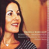 Schnittke: Piano Concerto No.2 / Shostakovich: Piano Concerto No.1 for Piano, Trumpet & Strings by Israela Margalit