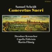 Samuel Scheidt: Concertus Sacri by Dresdner Kreuzchor