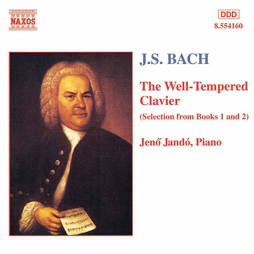 The Well-Tempered Clavier (Highlights) by Johann Sebastian Bach