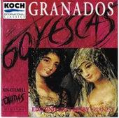 Granados: Goyescas - Nin-Culmell: Tondas by Edmund Battersby