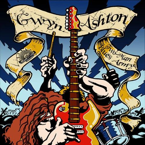 Two-Man Blues Army by Gwyn Ashton