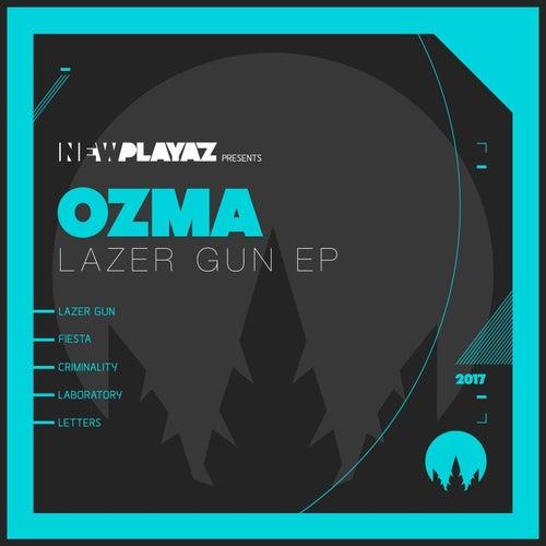 Lazer Gun EP by Ozma