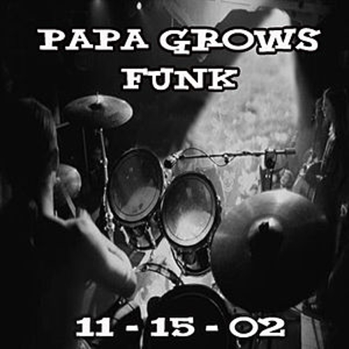 11-15-02 - Harper's Ferry - Allston, MA by Papa Grows Funk