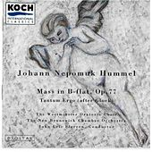 Play & Download Hummel: Mass In B-flat, Op. 77; Tantum Ergo (After Gluck) by Johann Nepomuk Hummel | Napster