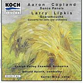 Play & Download Copland: Dance Panels by Carter Brey | Napster
