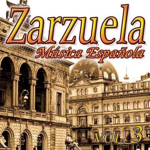 Play & Download Zarzuelas Vol.3 by Orquesta De Lirica y Coros | Napster