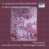 Play & Download Boccherini: Sinfonia by Richard Savino | Napster