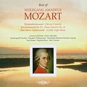 Play & Download Wolfgang Amadeus Mozart: Klarinettenkonzert, Klavierkonzert Nr. 21, Eine kleine Nachtmusik by Various Artists | Napster